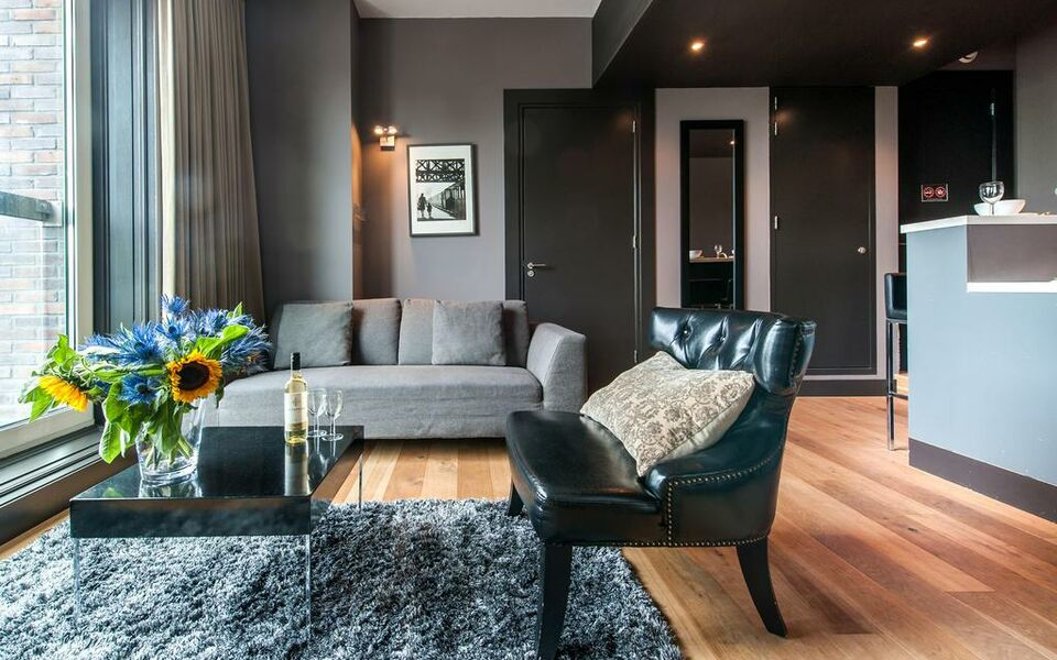Citypark Apartment Suites, Amsterdam, Oud-West (1)