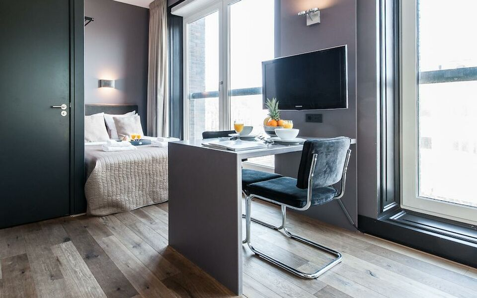 Citypark Apartment Suites, Amsterdam, Oud-West (5)