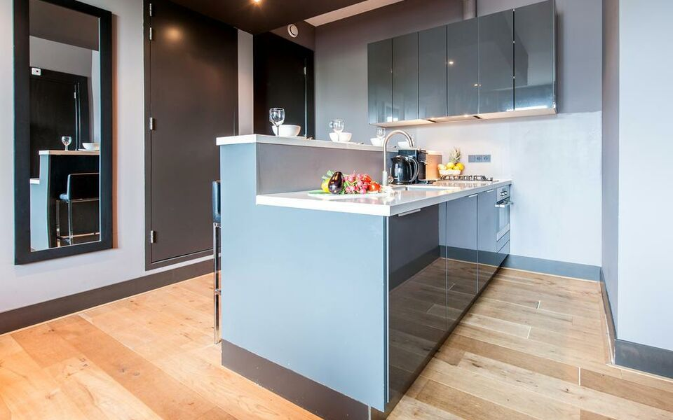 Citypark Apartment Suites, Amsterdam, Oud-West (7)