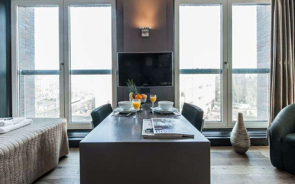 Citypark Apartment Suites, Amsterdam, Oud-West (16)