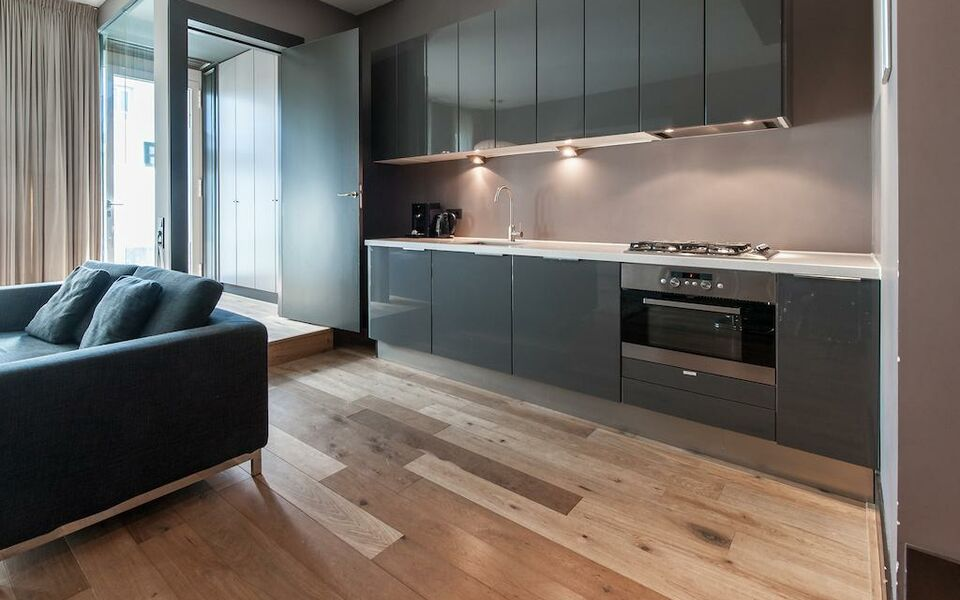 Citypark Apartment Suites, Amsterdam, Oud-West (18)