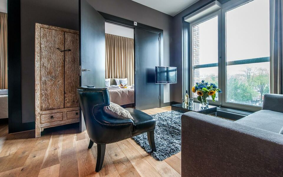 Citypark Apartment Suites, Amsterdam, Oud-West (20)