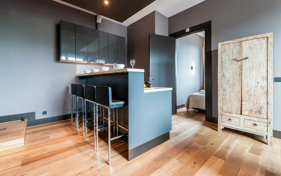Citypark Apartment Suites, Amsterdam, Oud-West (21)