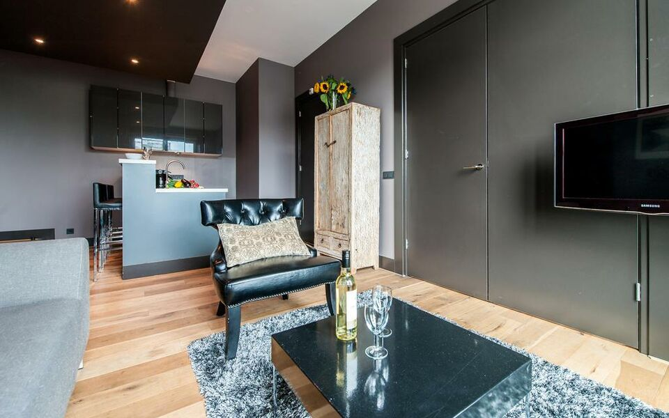 Citypark Apartment Suites, Amsterdam, Oud-West (24)