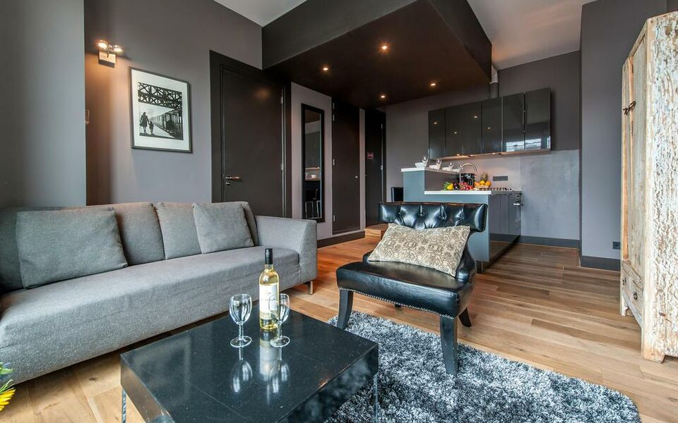 Citypark Apartment Suites, Amsterdam, Oud-West (26)