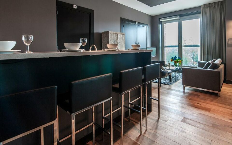 Citypark Apartment Suites, Amsterdam, Oud-West (29)