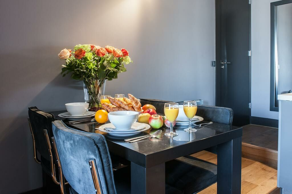 Citypark apartment suites amsterdam pays bas my for Appart hotel amsterdam 4 personnes