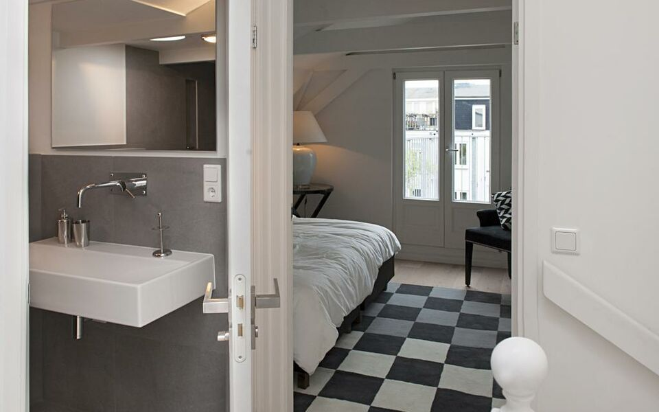 Van gogh apartment amsterdam pays bas my boutique hotel for Appart hotel amsterdam 6 personnes
