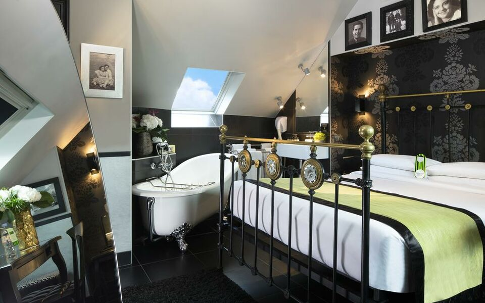 Hotel design sorbonne paris frankreich for Design sorbonne hotel
