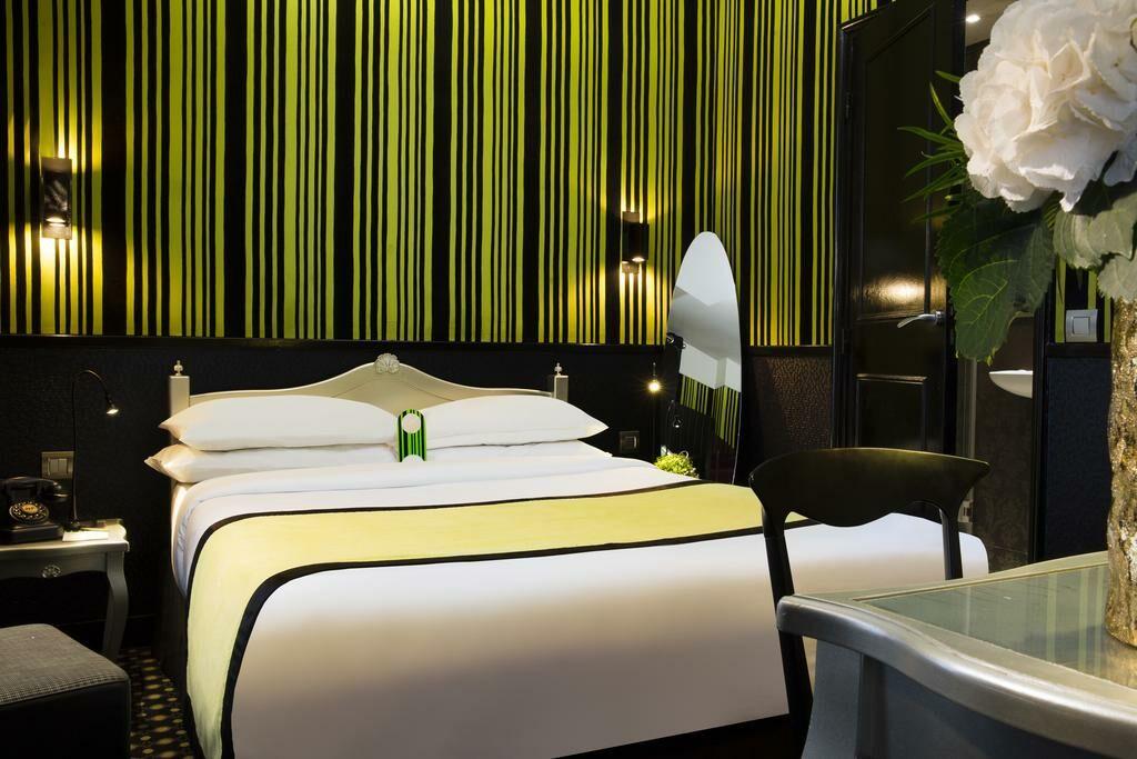 Hotel design sorbonne a design boutique hotel paris france for Design hotel de la sorbonne
