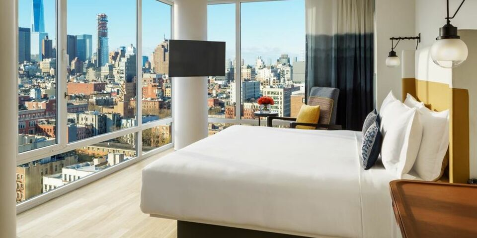 Hotel Indigo Lower East Side A Design Boutique Hotel New