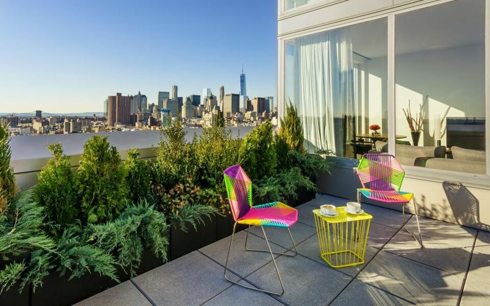 Hotel Indigo Lower East Side, a Design Boutique Hotel New York City, U.S.A.