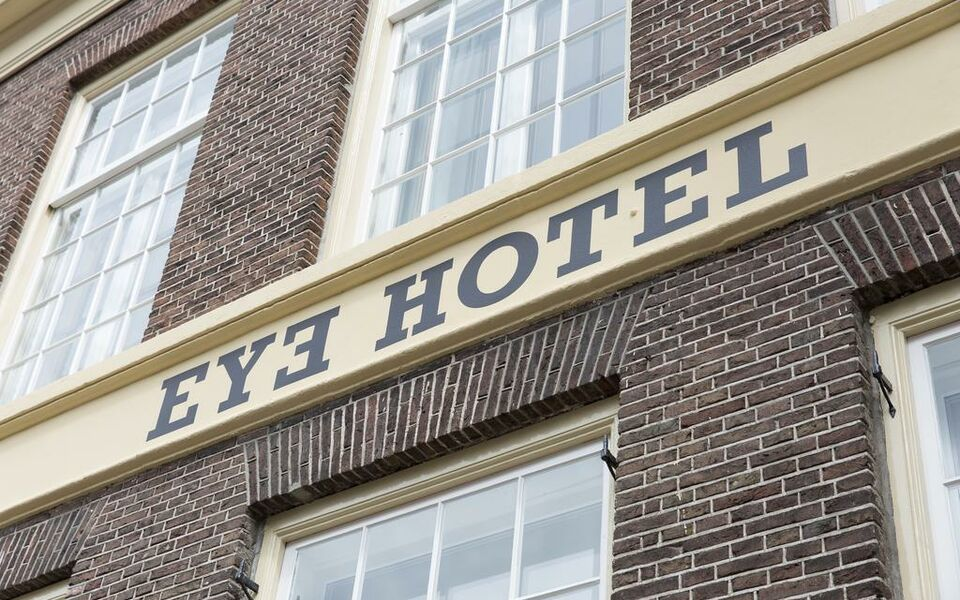 Eye Hotel A Design Boutique Hotel Utrecht Netherlands