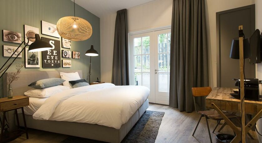 Eye hotel utrecht pays bas my boutique hotel for Chambre double lits jumeaux