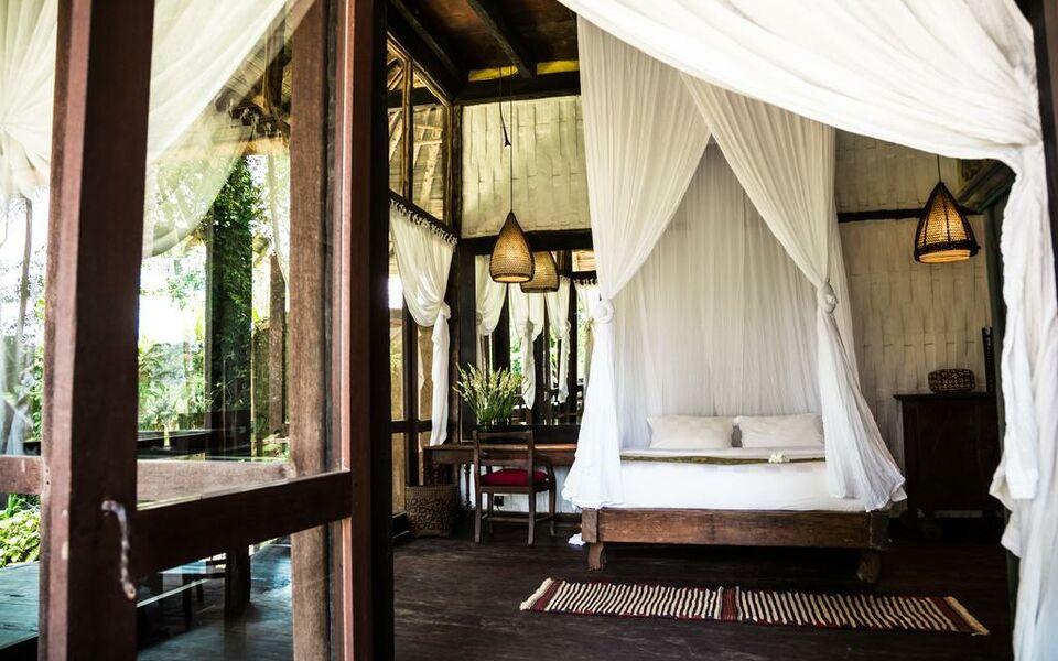 Bambu indah a design boutique hotel ubud indonesia for Design hotel ubud