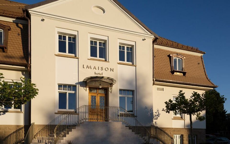 La maison hotel a design boutique hotel saarlouis germany for Apart hotel a la maison