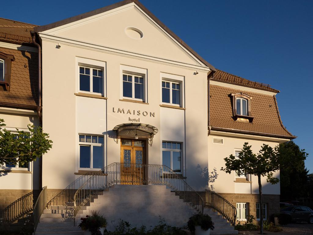 la maison hotel a design boutique hotel saarlouis germany. Black Bedroom Furniture Sets. Home Design Ideas