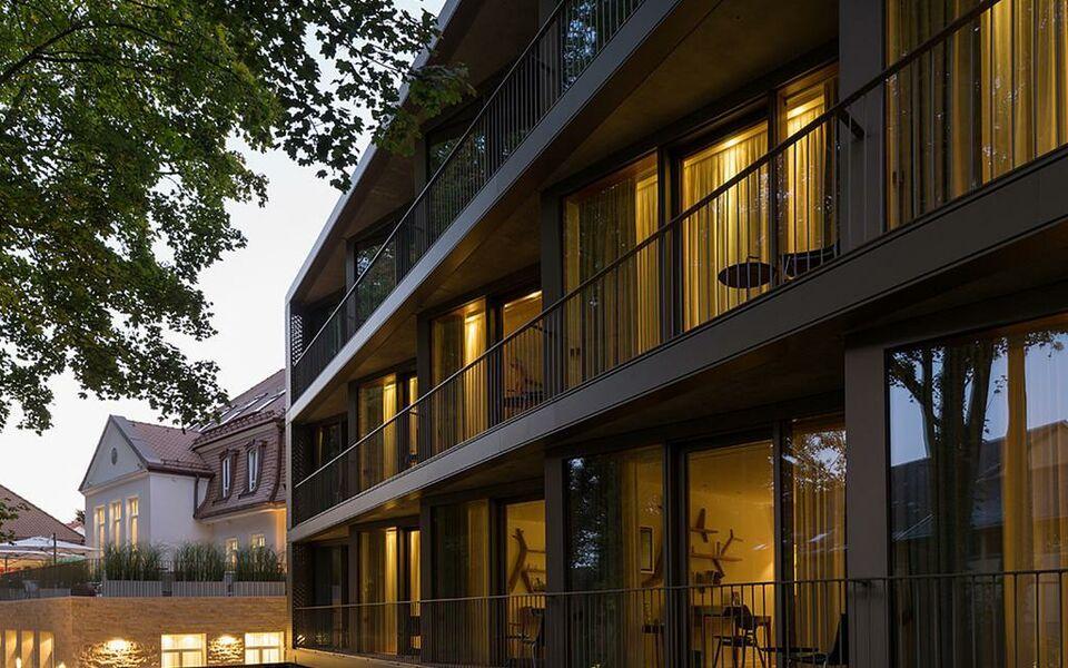 La maison hotel a design boutique hotel saarlouis germany for La maison hote