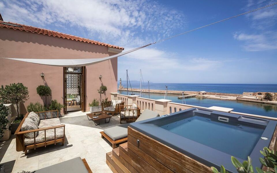 Ambassadors Residence Boutique Hotel, Chania Town (1)