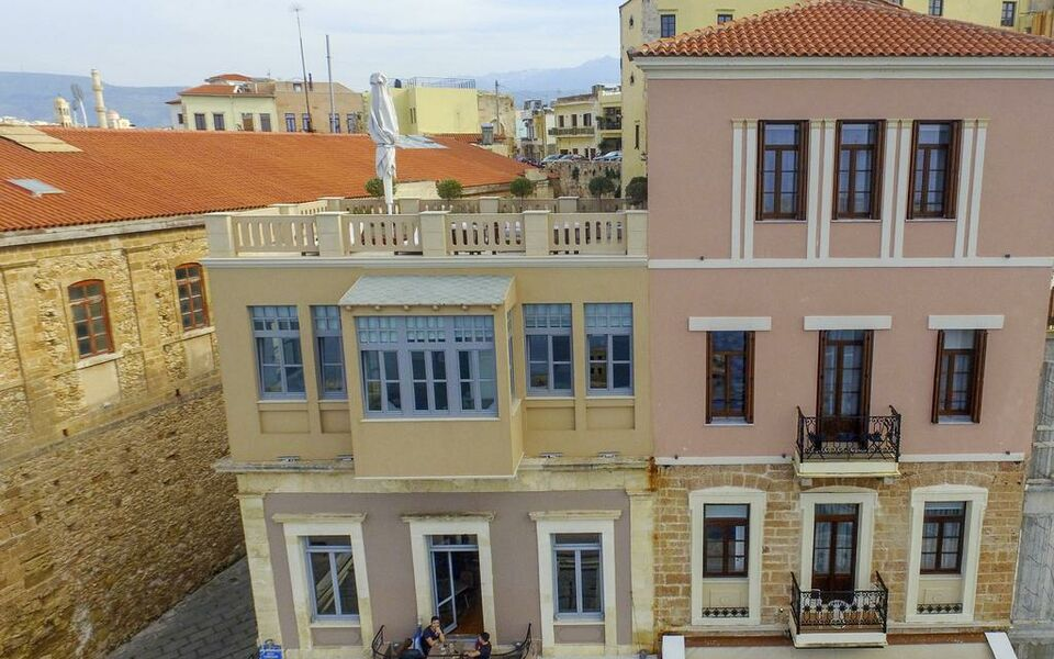 Ambassadors Residence Boutique Hotel, Chania Town (22)