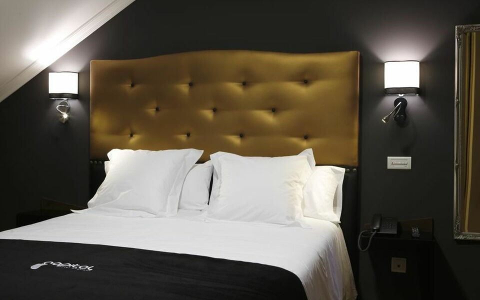 Capitol boutique hotel a design boutique hotel santiago for Design boutique hotels colroy la roche