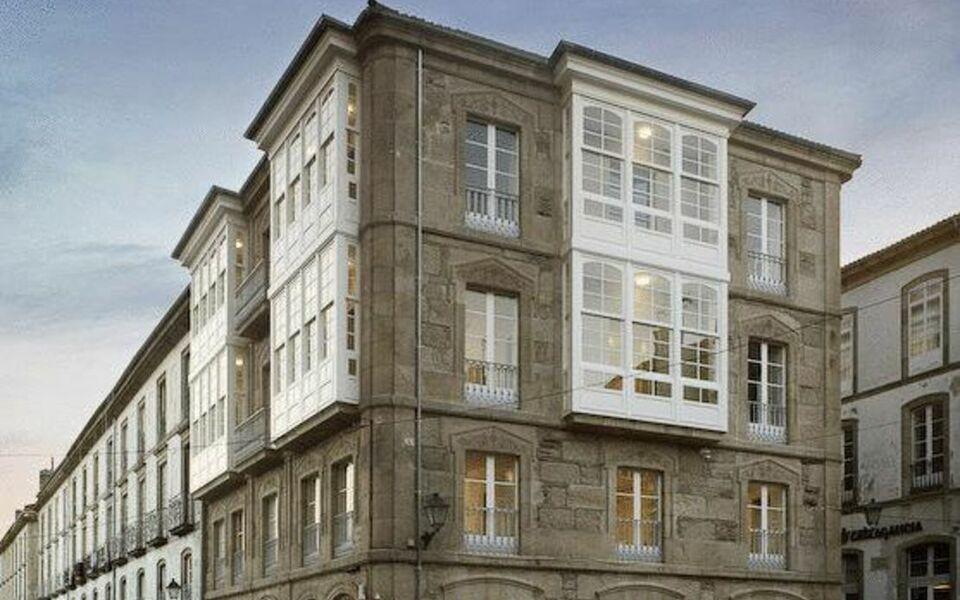 Hotel pazo de altamira santiago de compostela spanien for Designhotel spanien