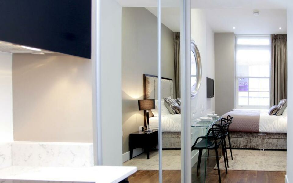 Valet Apartments Golden Square, London, Westminster (3)