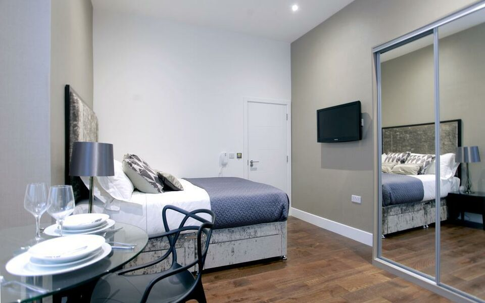 Valet Apartments Golden Square, London, Westminster (12)