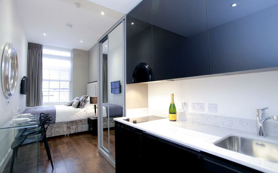 Valet Apartments Golden Square, London, Westminster (13)