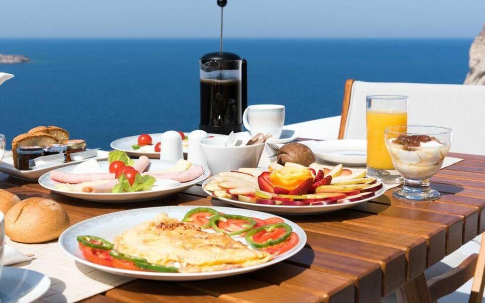 Bed And Breakfast Oia Santorini