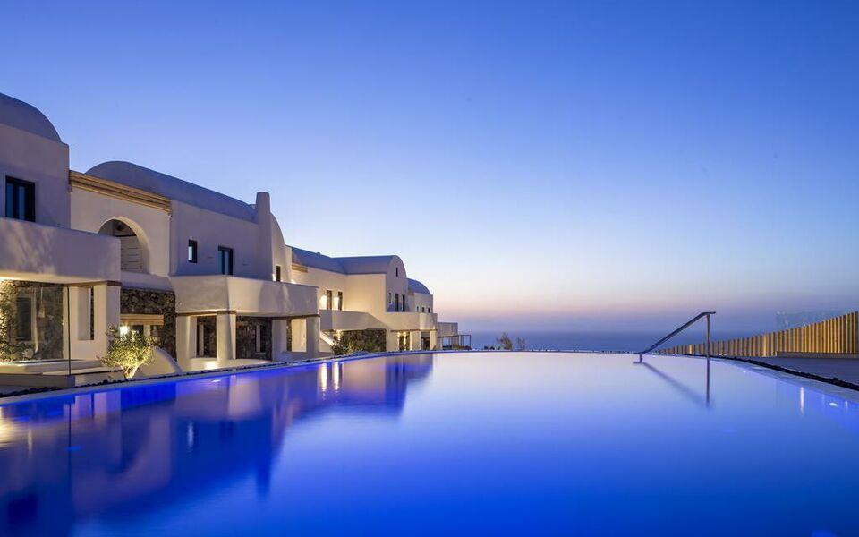 Elea resort a design boutique hotel santorini greece for Boutique hotel oia