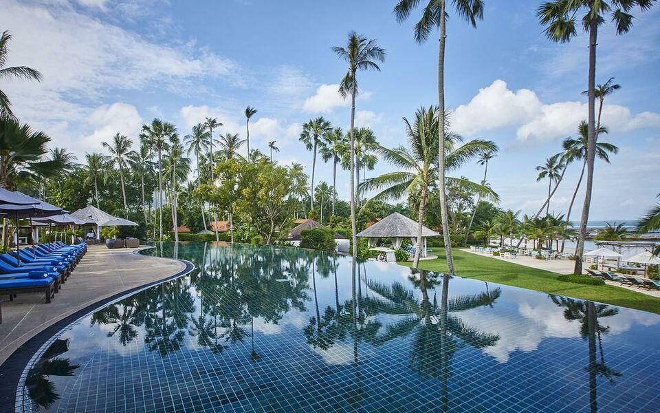 Belmond napasai a design boutique hotel koh samui thailand for Design hotel koh samui