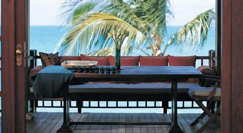 Belmond napasai a design boutique hotel koh samui thailand for Outdoor furniture samui