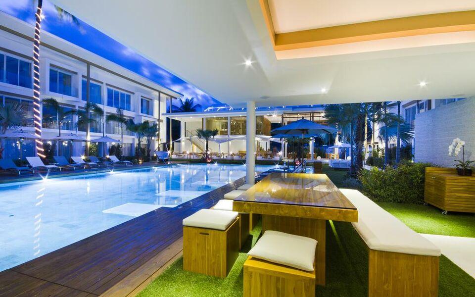 Lanna a design boutique hotel koh samui thailand for Design hotel koh samui