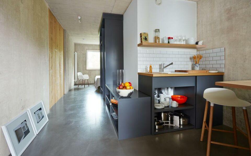 Ipartment Concrete A Design Boutique Hotel K 246 Ln Germany