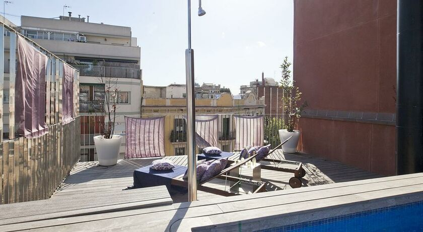 My space barcelona city center a design boutique hotel barcelona spain - Magasin design barcelone ...