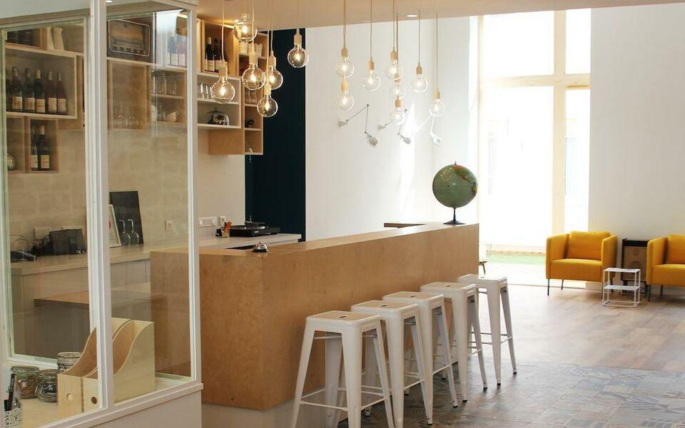 Slo living hostel a design boutique hotel lyon france for Boutique hotel lyon
