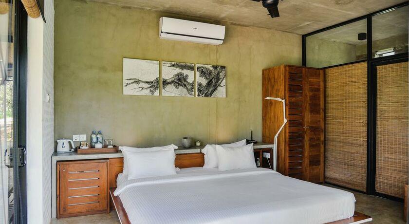 Kalundewa retreat bakamuneulpota sri lanka my boutique hotel - Chambre double standard ...