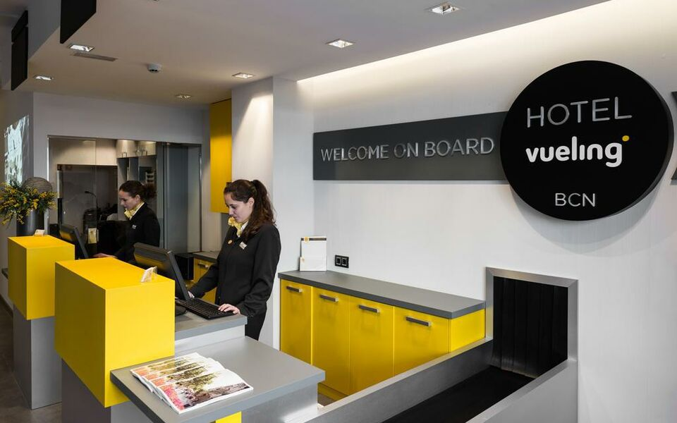 Hotel Vueling Barcelona Reviews