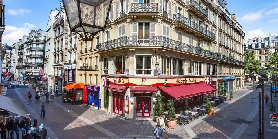 Si - Cygne  Paris  France