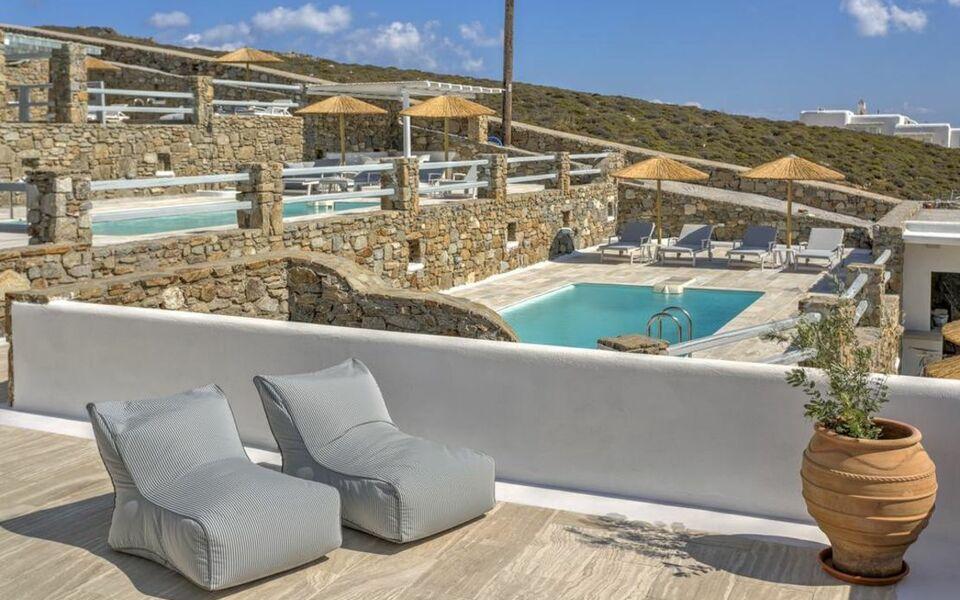Rooms: Senses Luxury Villas & Suites, A Design Boutique Hotel