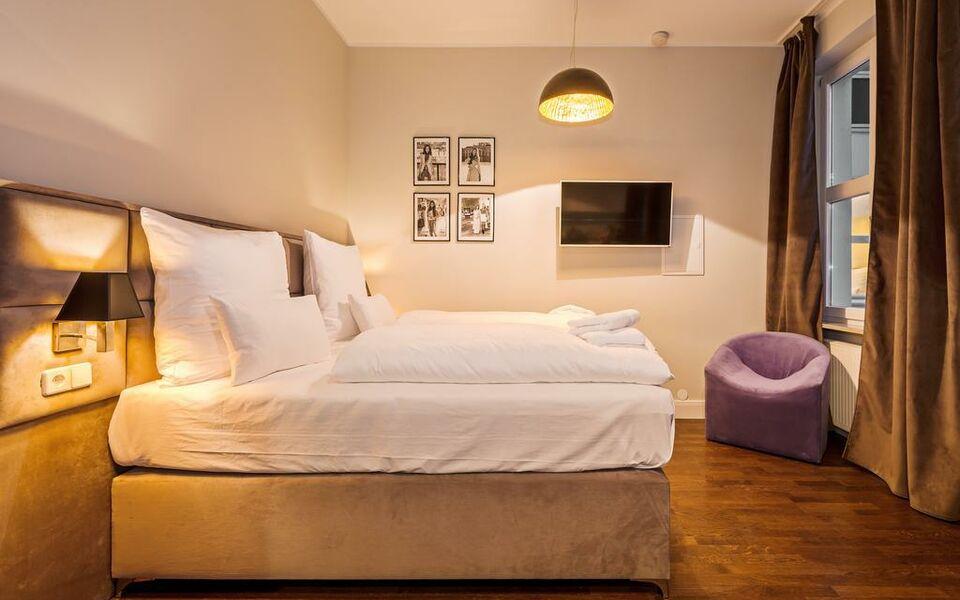 Arabel design apartments a design boutique hotel berlin for Designhotel brandenburg