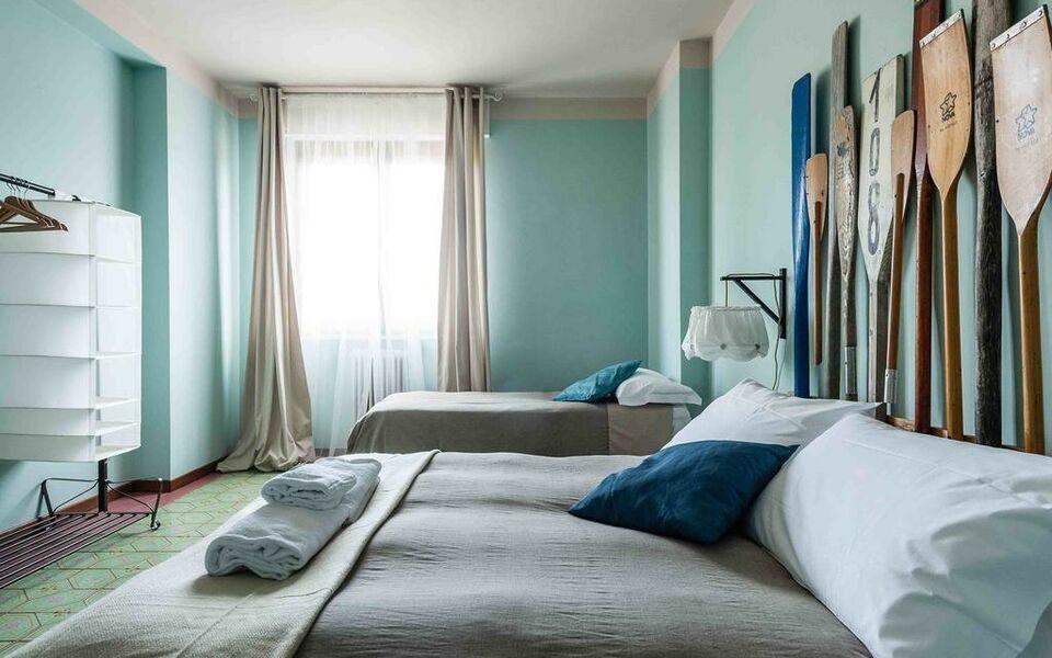 Duomo house a design boutique hotel pisa italy for Boutique hotel duomo