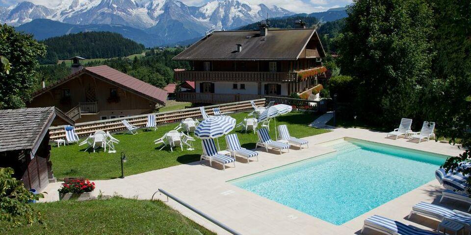 Les Roches Hotel Et Spa Cordon