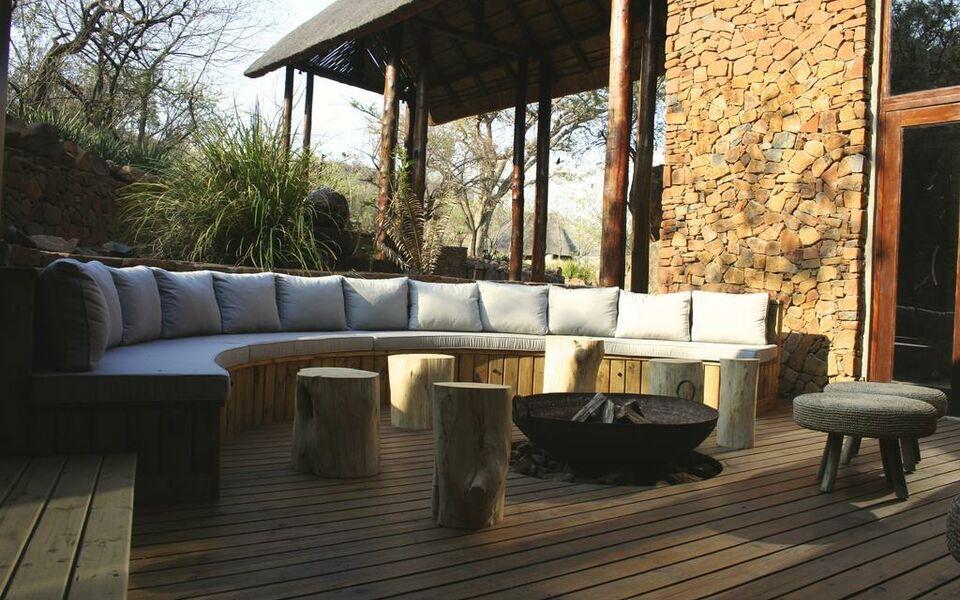 Esiweni luxury safari lodge nambiti game reserve afrique for Reserve une chambre