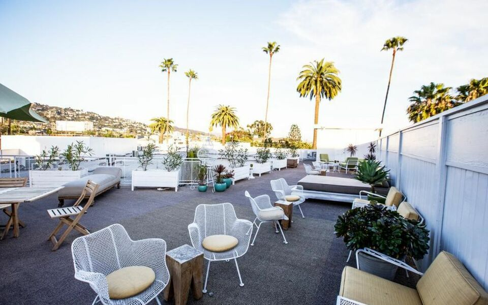 Hotel Beverly Terrace, Los Angeles (5)