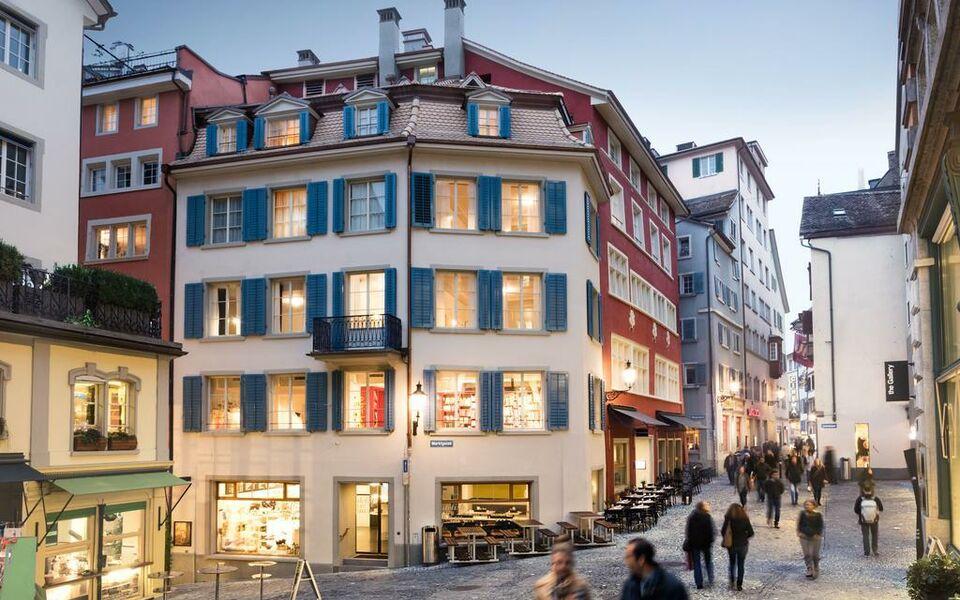 Marktgasse hotel a design boutique hotel z rich switzerland for Boutique hotel zurich centre