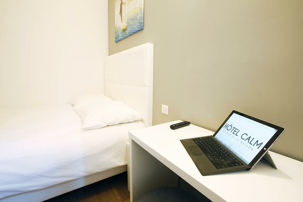H tel calm lille lille france my boutique hotel for My boutique hotel