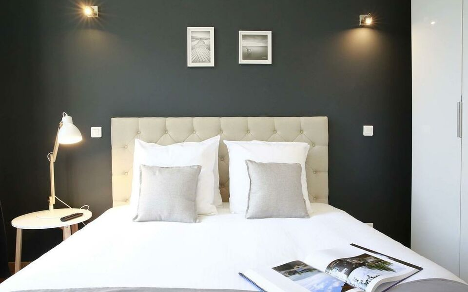 Flandres appart h tel lille francia for Appart hotel lille