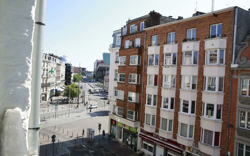 Flandres appart h tel lille france my boutique hotel for Appart hotel en france